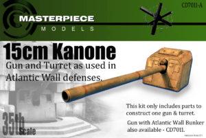 Kanone Model Kit