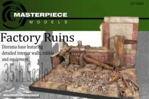 Stalingrad Factory Ruins