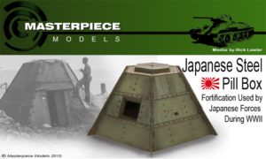 Japanese Steel Pill Box