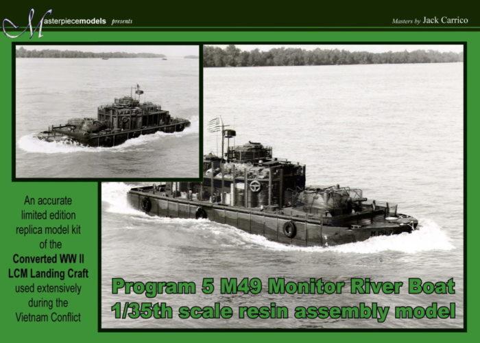 1/35th Program 5 MK 49 Monitor