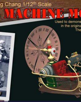 Studio Scale Mini Time Machine