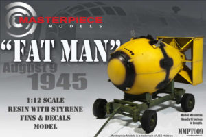 1/12 Scale Fat Man Atomic Bomb