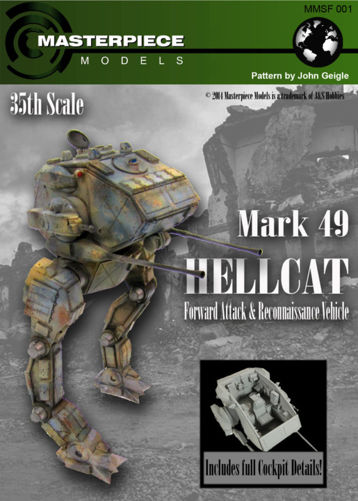 35th Scale Hellcat