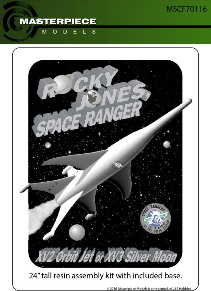Rocky Jones Space Ranger