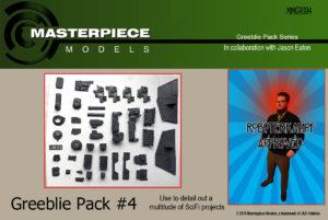 Greeblie Pack 4