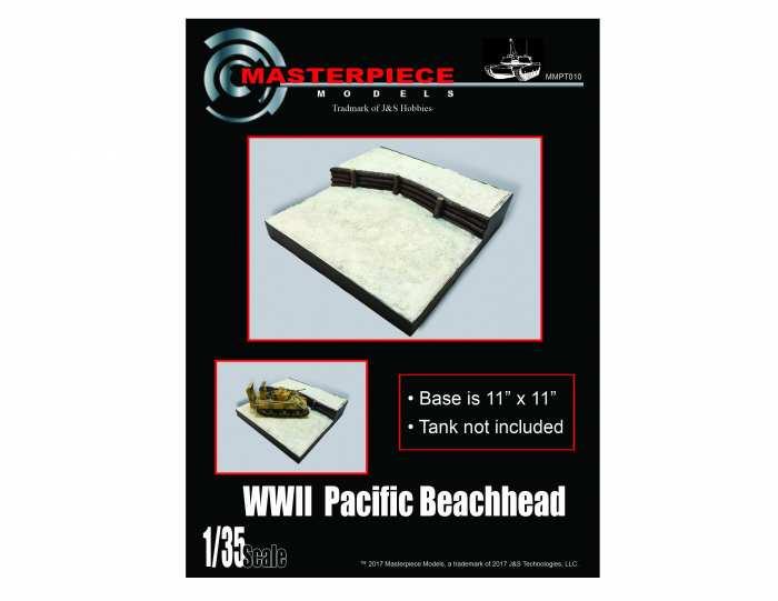 WWII Pacific Beach Head