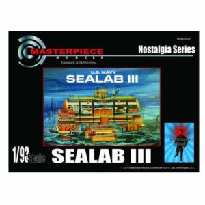 Sealab III Resin Assembly Kit