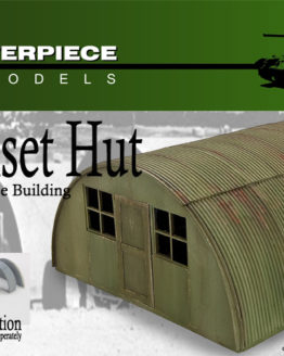 Quonset Hut Resin Assembly Kit