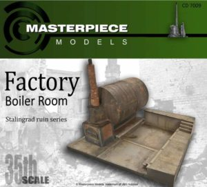 Stalingrad Boiler Room Factory