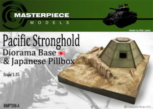 Pacific Stronghold with Pill Box Model Kit