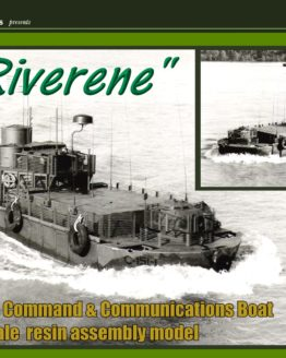 PGM 5 Command and Communication Boat