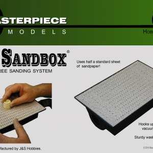 Modelers Sanding
