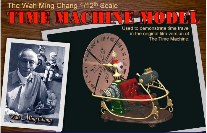 Studio Scale Mini Time Machine