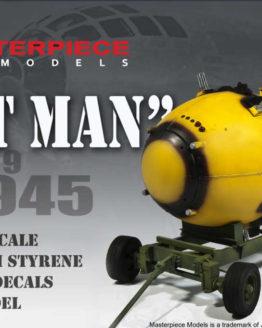 1/12 Scale Fat Man Atomic Bomb