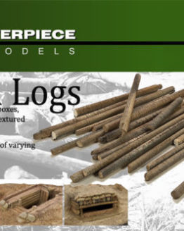 Pacific Theater Palm logs