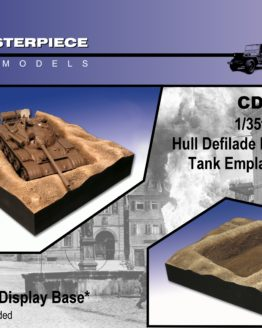 Hull Defilade Position Tank Base