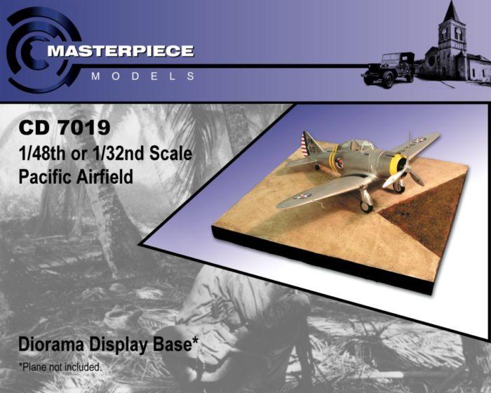 1/48th Airfield Diorama Base