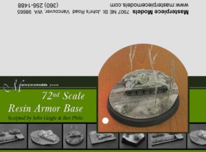 1/72nd Armor Base #2