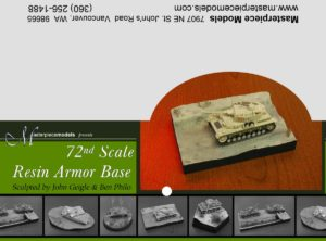 1/72nd Armor Base #5