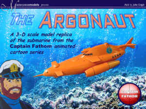 The Argonaut Scale Model Kit