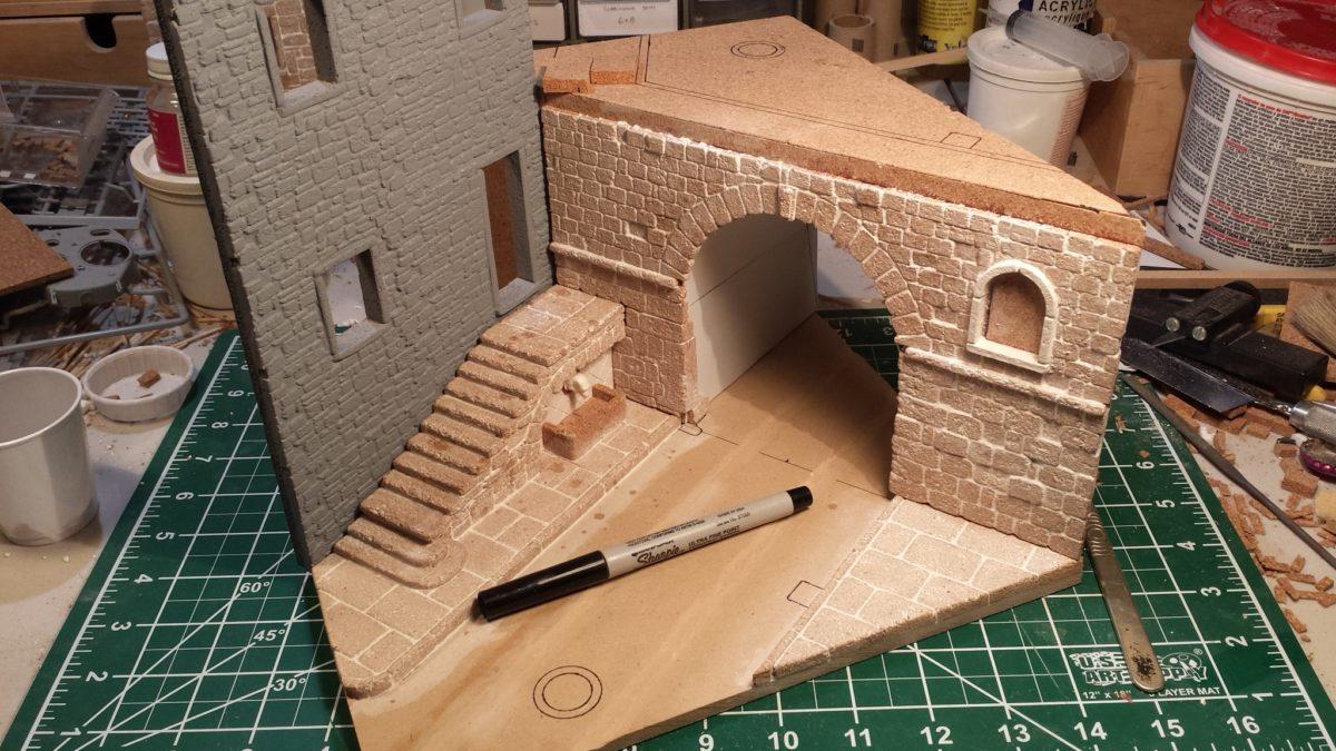 Cork Sheet 3 Pack 3mm 7 99 Masterpiece Models