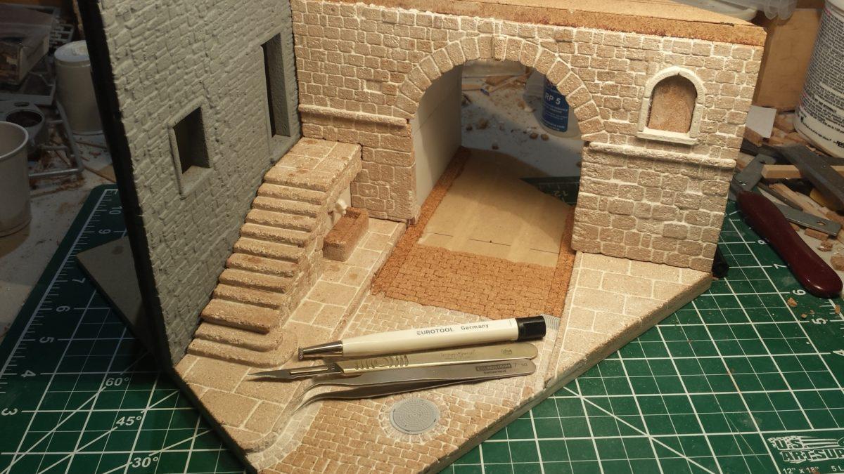3mm Cork Sheet 3 Pack Model Building Supplies