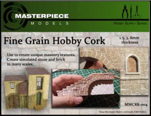 Cork Sheet Multi Pack