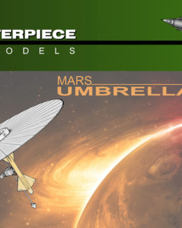Mars Umbrella Ship