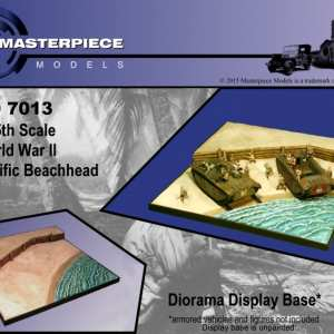 Pacific Beachhead Model Kit