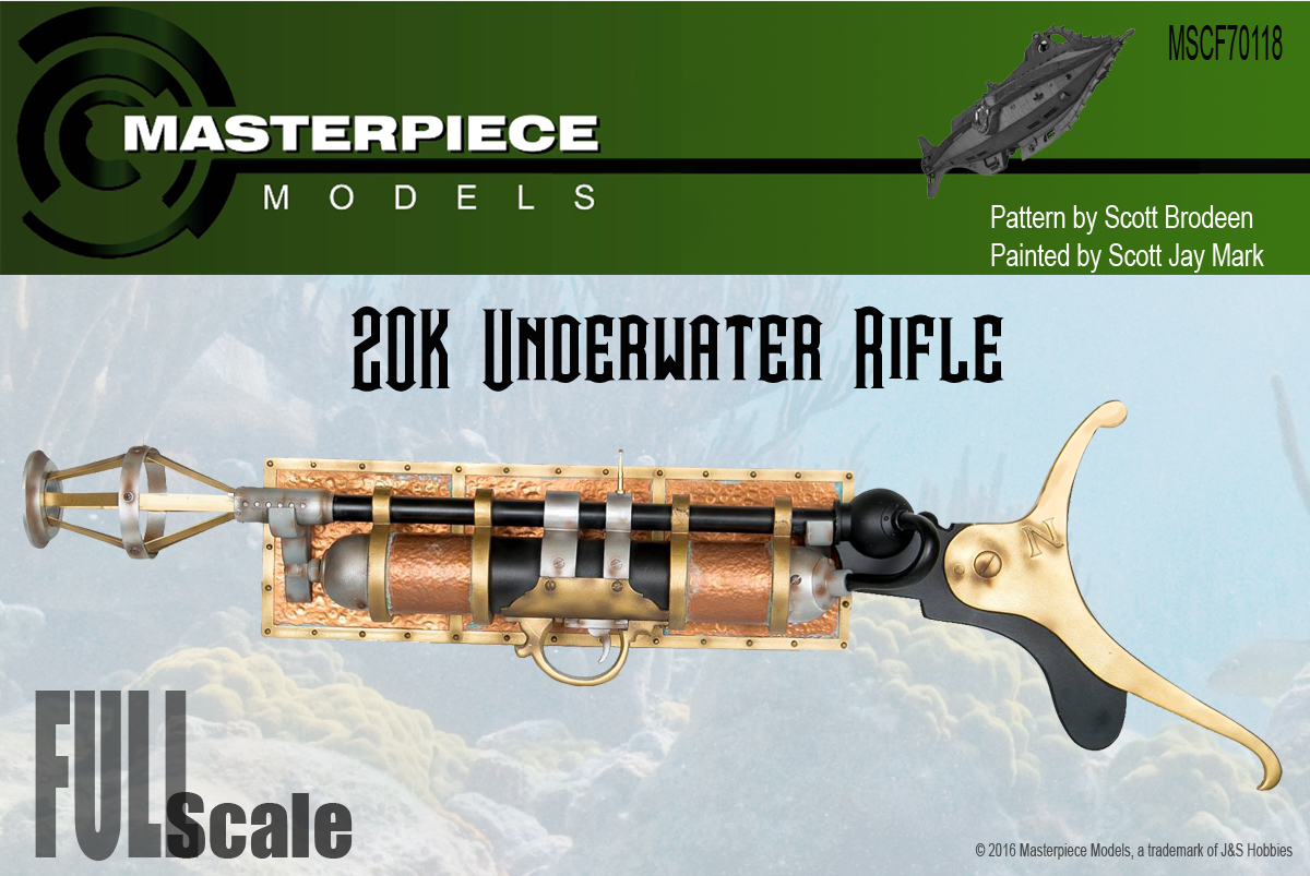 20K Underwater Rifle