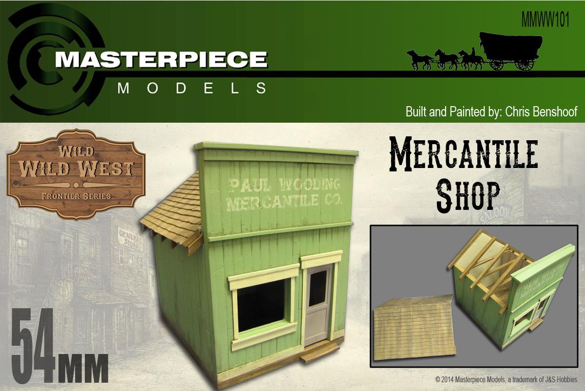 Mercantile Shop