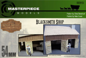 54mm-blacksmith-shop