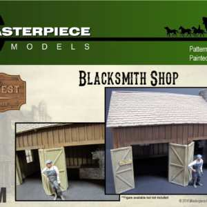 Blacksmith Shop Model