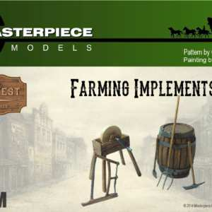 Farming Implements Model Kit