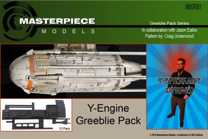 Y Engine Greeblie Pack