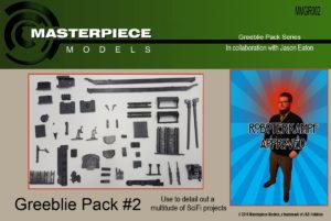 Greeblie Pack 2