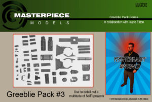 Greeblie Pack 3 Label
