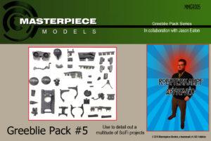 Greeblie Pack 5