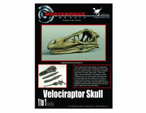Velociraptor Label