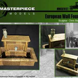 European Wall Fountain