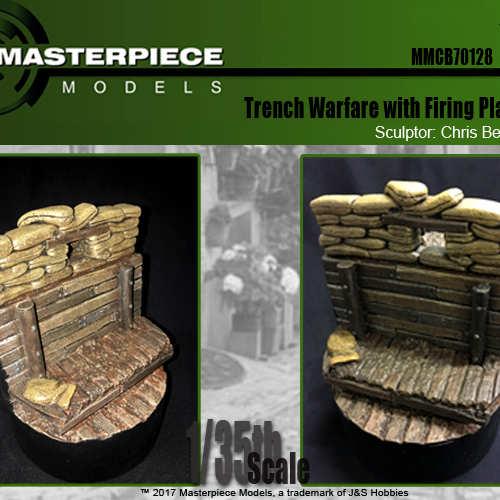 Trench Warfare Firing Platform