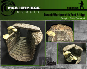 Trench Warefare with Foot Bridge Lable (003)