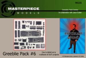 Greeblie Pack 6