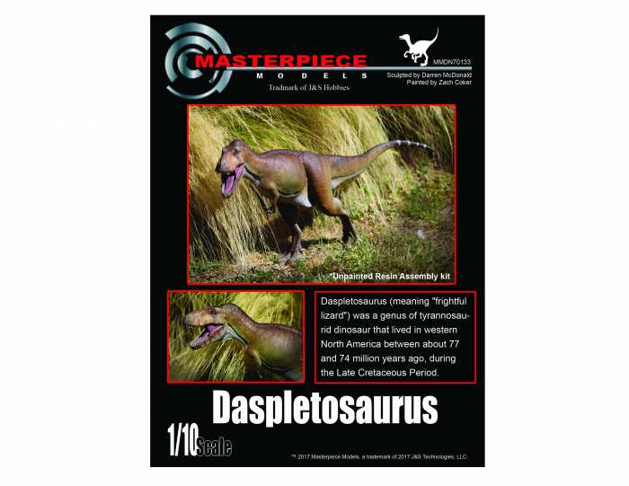 Daspletosaurus Frightful Lizard