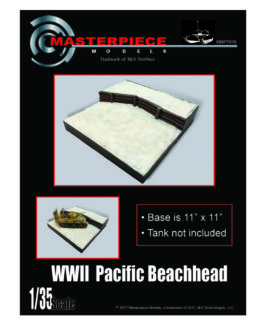 WWII Pacific Beach Head
