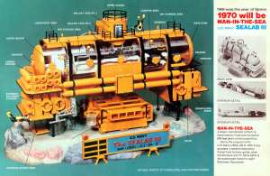 Best sealab model kits for hobbyists