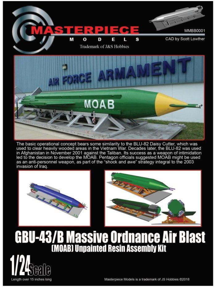 Massive Ordnance Air Blast