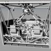 Waco CG4A Glider Scale Model Kit