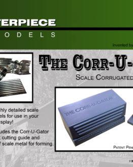 Corrugating Tool Set 1/48 Scale