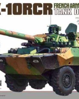 Tiger Model French Army 1980-Present AMX-10CR #TM4602